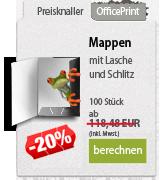 Online Printshop. Präsentationsmappe